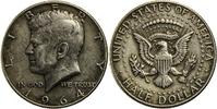 1/2 Dollar 1964 USA Kennedy ss  8,00 EUR  plus 7,00 EUR verzending