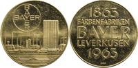 1963 Deutschland 100 Jahre Farbefabrik BAYER Leverkusen vz  420,00 EUR kostenloser Versand