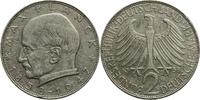 2 DM 1964 Deutschland - Bundesrepublik G (Karlsruhe) ss  2,70 EUR  zzgl. 5,00 EUR Versand