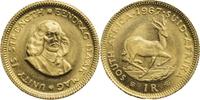 1 Rand 1967 Südafrika Südafrika 1 Rand 1967 vz  150,00 EUR kostenloser Versand