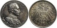 3 Mark 1913 Kaiserreich / Deutschland zum 25. Regierungsjubiläum ss, sc... 20,00 EUR  zzgl. 5,00 EUR Versand