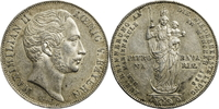 Doppelgulden 1855 Bayern Zur Erinnerung an die Wiederherstellung der Ma... 60,00 EUR  zzgl. 5,00 EUR Versand