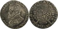 1/2 Philippstaler 1586 Spanien Philippe II schön  100,00 EUR kostenloser Versand