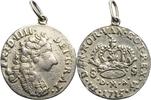 8 Skilling 1715 Dänemark Frederik IV. (1699-1730) / 8 Skilling / 1715 G... 40,00 EUR  zzgl. 5,00 EUR Versand