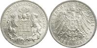 3 Mark 1914 Kaiserreich - Hamburg Hamburg unzirkuliert  25,00 EUR  zzgl. 5,00 EUR Versand