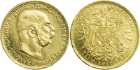 10 Kronen 1912 (NP) Österreich Franz Joseph I. vz  125,00 EUR kostenloser Versand
