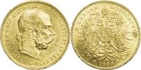 10 Kronen 1896 Österreich Franz Joseph I. ss  140,00 EUR kostenloser Versand