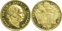 1 Dukat 1915 (NP) Österreich Franz Joseph I. vz-st  140,00 EUR kostenloser Versand