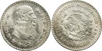 1 Peso 1967 Mexiko Jose Morelos Y Pavon ss  8,00 EUR  zzgl. 5,00 EUR Versand