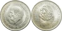 5 Pesos 1953 Mexiko  ss  20,00 EUR  zzgl. 5,00 EUR Versand