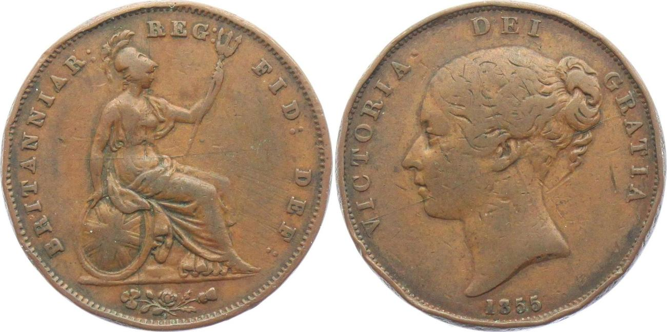 Briefe Queen Victoria : Penny großbritannien queen victoria ss