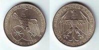 3 Mark 1929 A Weimarer Republik Silbermünze - Waldeck vz/st/RF  124,90 EUR