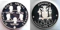 25 Dollar 1980 Jamaica Olympiade Mosaku 1980 - Goldmedaillengewinner PP  89,90 EUR  zzgl. 6,95 EUR Versand