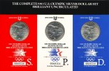 3 x 1 Dollar im Set 1983 USA Silbermünzen-Set - Olympische Spiele 1984 ... 79,90 EUR  zzgl. 6,95 EUR Versand