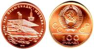 100 Rubel 1978 Russland 1/2 Unze Goldmünze - Olympiade Moskau 1980 - Wa... 619,00 EUR  zzgl. 6,95 EUR Versand