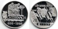 20 Euro 1998 Luxemburg Gedenkprägung - Echternach PP  29,00 EUR  zzgl. 4,95 EUR Versand