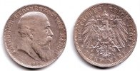 5 Mark 1904 G Kaiserreich Friedrich I. (1852 - 1907) ss  59,90 EUR  zzgl. 6,95 EUR Versand