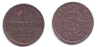 Preussen 1 Pfennig - 1/360 Taler 1 Pfennig Preußen/Kaiserreich - Wilhelm I. (1861 - 1888)