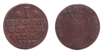 Goslar 1 Pfennig 1753 s-ss Stadt Goslar 14,95 EUR inkl. gesetzl. MwSt., zzgl. 3,95 EUR Versand