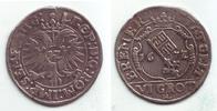 6 Grote = 1/12 Taler 1672 Bremen  gutes ss  59,95 EUR  zzgl. 6,95 EUR Versand