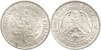 5 Mark 1928 F Weimar Eichbaum Kursmünze f.st  298,00 EUR  zzgl. 6,95 EUR Versand