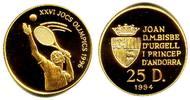 25 Diners 1994 Andorra Olympische Sommerspiele Atlanta 1996 - Tennisspi... 179,90 EUR  zzgl. 6,95 EUR Versand