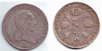 Kronentaler 1795 M Habsburg/ Österreich Kronentaler - Franz II. (1792-1... 149,90 EUR  zzgl. 6,95 EUR Versand