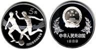 5 Yuan 1986 China Fußball-WM Mexiko 1986 - Zwei Spieler PP  59,00 EUR  zzgl. 6,95 EUR Versand
