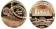 50 Euro 2012 Frankreich Kriegsschiff La Jeanne d`Arc PP mit Box + Echth... 499,00 EUR  zzgl. 6,95 EUR Versand