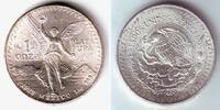 1 Unze 1982 Mexiko 1 Silber-Unze - Libertad st  69,90 EUR  zzgl. 6,95 EUR Versand