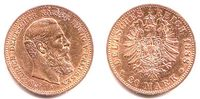 Preussen 20 Mark Kaiser Friedrich III.