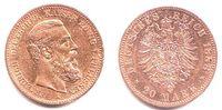20 Mark 1888 A Preussen Kaiser Friedrich III. f.vz  298,00 EUR  zzgl. 6,95 EUR Versand