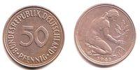 50 Pfennig 1968 J BRD 50 Pfennig - Bundesrepublik Deutschland prägefris... 59,90 EUR  zzgl. 6,95 EUR Versand