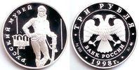 3 Rubel 1998 Russland Dawidow PP  59,00 EUR