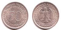 50 Pfennig 1932 E Weimar Kursmünze vz  128,90 EUR  zzgl. 6,95 EUR Versand