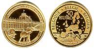 50 Euro 2010 Belgien Goldmünze - Afrikanisches Museum PP mit Box + Echt... 319,90 EUR  zzgl. 6,95 EUR Versand