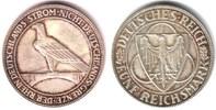 5 Mark 1930 J Weimar Rheinstrom ss/vz  169,00 EUR  zzgl. 6,95 EUR Versand