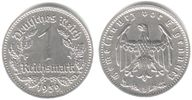 1 Mark 1939 B Drittes Reich Kursmünze vz/st  289,90 EUR  zzgl. 6,95 EUR Versand