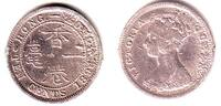 Hong Kong 10 Cents Victoria (1837 - 1901)