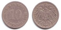 Kaiserreich 10 Pfennig 10 Pfennig  - groer Adler