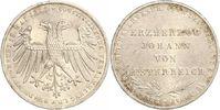 Doppelgulden 1848 Frankfurt Stadt Doppelgulden - Erzherzog Johann vz/ m... 129,90 EUR  zzgl. 6,95 EUR Versand