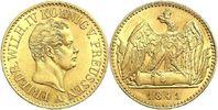 Doppelter Friedrich d`or 1841 A Brandenburg-Preußen König Friedrich Wil... 3998,00 EUR kostenloser Versand