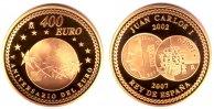 400 Euro 2007 Spanien 5 Jahre EU-Zahlungsverkehr PP mit Box + Echtheits... 1398,00 EUR kostenloser Versand