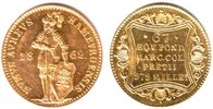 Dukat 1862 Hamburg-Stadt Ritter mit Stadtschild - Text in Kartusche gut... 798,00 EUR  zzgl. 6,95 EUR Versand