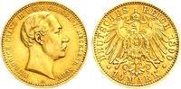 10 Mark 1890 A Mecklenburg-Schwerin Friedrich Franz III. (1883-1897) ss... 1698,00 EUR kostenloser Versand
