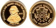 1.500 Francs 2012 Togo Goldmünze - König Friedrich II. von Preussen - D... 59,90 EUR  zzgl. 6,95 EUR Versand