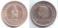5 Mark 1929 A Weimar Schwurhand f.st  139,90 EUR  zzgl. 6,95 EUR Versand