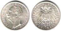 2 Mark 1904 A Anhalt Friedrich II. (1904-1918) f.st  795,00 EUR