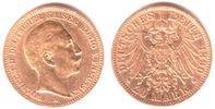 20 Mark 1890 A Preussen Goldmünze - Kaiser Wilhelm II. ss  329,90 EUR  zzgl. 6,95 EUR Versand