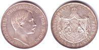 Taler 1864 Baden Grossherzog Friedrich I. von Baden vz/Kr.  189,00 EUR